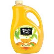 Minute Maid Orange Juice Pulp Free Jug