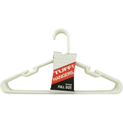 Tuff! Hangers, Full Size, 10 Pack