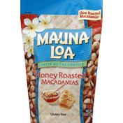 Mauna Loa Macadamias, Honey Roasted