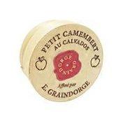 E. Graindorge Petit Camembert Au Calvados