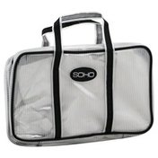 Soho Travel Bag, with Handles, Clear