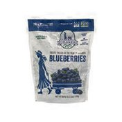 Columbia Fruit Company Frozen Blueberries