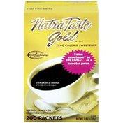 Natra Taste Gold Zero Calorie Sweetener