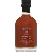 Al'Olivier Vinegar, Basil Infused Tomato Pulp