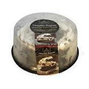 Signature Kitchens Chocolate Brownie Ice Cream Cake