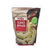 Meijer Sliced Apples