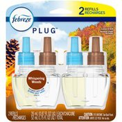 Febreze Odor-Eliminating Fade Defy Air Freshener Refill, Whispering Woods,