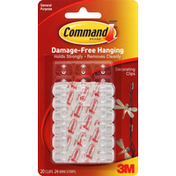 3M Command Decorating Clips