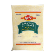 La Fe Grated Cassava, Yuca Rallada