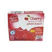 Baker's Corner Cherry Gelatin Dessert Mix