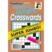 PennyPress Magazine, Crosswords