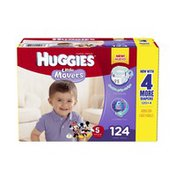 Huggies Size 5 Little Snugglers Diapers