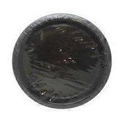 First Street Artstyle Black Velvet Paper Plate 10.25 Inch