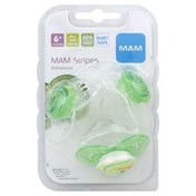 MAM Pacifier, 6+ Months, Trends Collection, Blister Pack