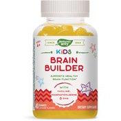 Nature's Way Kids Brain Builder