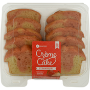 Southeastern Grocers Creme Cake, Strawberry