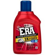 Era 2x Active Stainfighter Formula High Efficiency Compatible Liquid Laundry Detergent