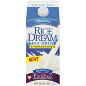 Rice Dream Enriched Original Unsweetened Rice Drink