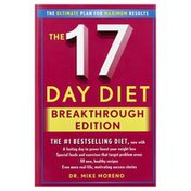 17 Day Diet Book, Breakthrough Edition