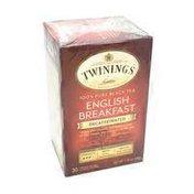 Twinings Decaf English Breakfast Tea