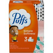 Puffs Everyday Non Lotion Facial Tissues