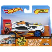 Hot Wheels Edge Glow Cruisers, Time Tracker