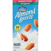 Almond Breeze Unsweetened Original Fortified Almond Beverage