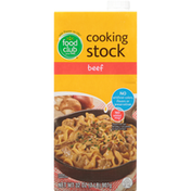 Food Club Beef Cooking Stock
