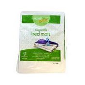 Home 360 Disposable Bed Mats, 2.6' X 2.9'