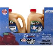 Tree Top Apple Juice, 100% Pure Pressed