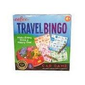 Eeboo Bingo Game Travel Toys