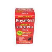 Webber Naturals Royal Red Extra Strength Krill Oil Plus