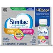 Similac Pro-Advance Non-GMO with 2'-FL HMO Infant Formula