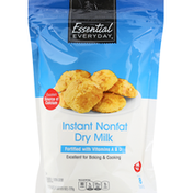 Essential Everyday Dry Milk, Instant, Nonfat