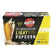 Tiny But Mighty Foods Popcorn Microwave Light Butter