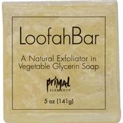 Primal Elements Loofah Bar, Apricot Island
