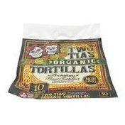 Two Tias Organic Tortillas