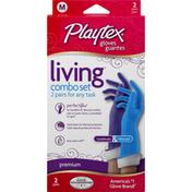 Playtex Gloves, Premium, Medium
