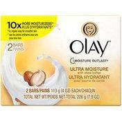 OLAY Ultra Moisture with Shea Butter Beauty Bar