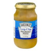 Heinz Piccalilli Pickle Crunchy & Tangy
