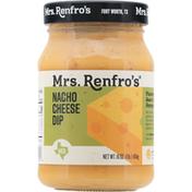 Mrs. Renfro's Cheese Dip, Nacho, Medium
