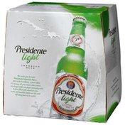 Presidente Light - Import Pilsener Beer