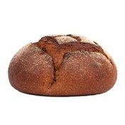 Round Pumpernickel Bread