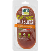 Good & Green Plant-Based Deli Slices Veggie Carpaccio