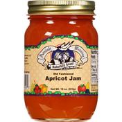 Amish Wedding Jam, Apricot, Old Fashioned