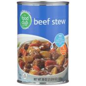 Food Club Beef Stew