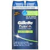 Gillette Shave Gel