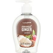 CareOne Coconut Ginger Liquid Hand Soap