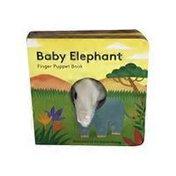 Chronicle Books Baby Elephant Finger Puppet Book