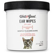 Well & Good Cat Ear Wipes